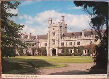 Irish Postcard UNIVERSITY COLLEGE CORK City UCC Queen's Ireland John Hinde 2/153
