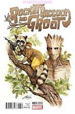 ROCKET RACCOON AND GROOT #3 OUM VARIANT COVER 1:25 MARVEL COMIC BOOK NEW 1
