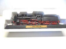 ST 5 ) LOCOMOTIVE ALLEMANDE TYPE P 8  STATIQUE pour décor train electrique HO