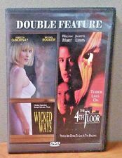 Wicked Ways / The 4th Floor     DVD    LIKE NEW