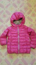 Uniqlo Kids Sz 7 8 coat jacket Super Lite