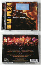 BRIAN WILSON Live At The Roxy Theatre .. 2002 DO-CD TOP
