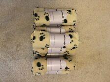 50 X Dog or Cat Fleece Blankets Bulk Buy OFFER