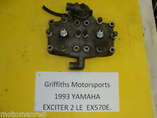 93 YAMAHA EXCITER 2 II 570 LE 92? 94? 95? EX570 CYLINDER HEAD HEADS NICE!