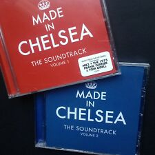 MADE IN CHELSEA Vols.1+2 British TV soundtrack CDs 2013 Asgeir Layla Josh Weller