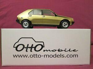 Miniature Voiture Renault 14 TS OT087 OTTO Mobile Models 1/18 avec boite