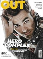 Chris Pine Out Gay Magazine Macklemore Pedro Almodovar Steven Soderbergh Big Ang