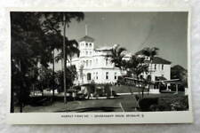 Rppc Postcard Government House Brisbane Australia #Mm9