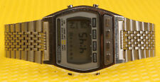 "Men's Retro SEIKO ""A547-5030"" Digital LCD Quartz Watch MADE IN JAPAN <VGU>"