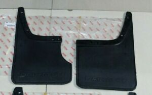 DAIHATSU TAFT ROCKY FOURTRAK FEROZA REAR MUD FLAP MUD GUARD GENUINE