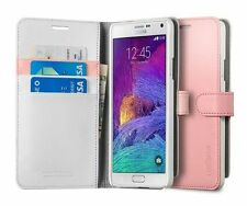 Spigen Wallet S - To Suit Samsung Galaxy Note 4 - Pink