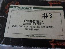 SCHMERSAL AZM160-23YAPK SOLENOID LOCK SAFETY, MINT IN BOX! NOS!