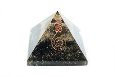 Orgonit Pyramide - Turmalin programmiert nach Agnihotra 155