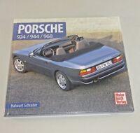 Porsche 924 / 944 / 968 - Vierzylinder-Transaxle-Modelle - von 1975 bis 1995