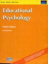 Educational Psychology (9th Edition) by Anita Woolfolk