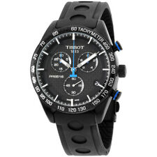 Tissot PRS 516 Quartz Movement Black Dial Men's Watch T1004173720100