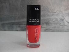 ARTDECO - ART COUTURE NAIL LACQUER - Vernis à ongles n°637 - HAPPY PINK