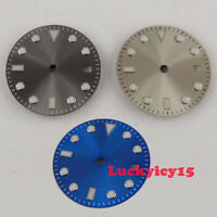 Sun texture 28.5mm watch dial fit for Miyota 8215 ETA 2824 2836 movement date