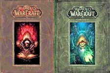World of Warcraft Chronicles Series Collection Set Books 1-2 BRAND NEW!