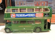 EFE 16402. AEC RT602, LONDON TRANSPORT GREEN LINE, route 301.1/76 SCALE. MIB