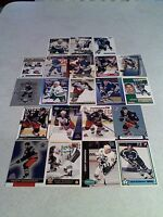 *****Geoff Sanderson*****  Lot of 160+ cards.....75 DIFFERENT / Hockey