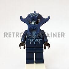 LEGO Minifigures - 1x atl003 - Manta Warrior - Atlantis Omino Minifig 8077 8075