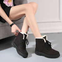 Winter Warm Boots Women Snow Boots Casual Short Boo*^