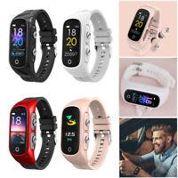 Smart Watch Herzfrequenz Fitness Tracker Bluetooth-Headsets für iPhone Android