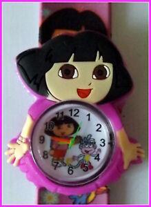 Dora the Explorer -  Children's Slap Watch.  Top quality.