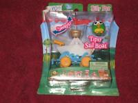 LalaLoopsy Silly Pet Parade TIPSY SAIL BOAT. Brand New Sealed Package.