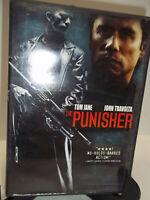 Punisher DVD John Travolta Ton Jane