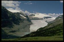 371062 Saskatchewan Glacier Columbia Ice Fields Alberta A4 Photo Print