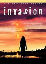 INVASION the Complete Series (DVD SET) SEALED e.t. seasons aliens SEALED NEW