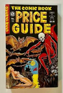 Overstreet Comic Book Price Guide #11 1981 Softcover / Very Good Condition