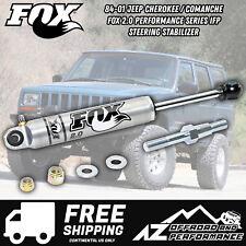 Fox 2.0 Performance Series IFP Steering Stabilizer 84-01 Jeep Cherokee Comanche