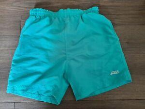 Zoggs Boys Large Pale Blue Swim Shorts