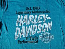 Dudley Perkins Co. Harley-Davidson Legendary T-Shirt ***BRAND NEW***