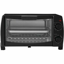 Countertop Easy Pizza Kitchen Toaster Oven Mainstays 4-Slice