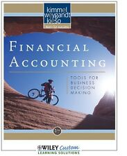 Financial Accounting: Tools for Business Decision