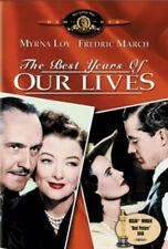 The Best Years of Our Lives Dvd 1946 William Wyler Wwii Wartime Veteran Classic