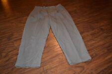 I9- Briggs New York Brown Pants Size 16