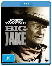 Big Jake * Blu-ray NEW * John Wayne Maureen OHara