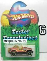 2009 HOT WHEELS EASTER EGGCLUSIVES ROLL PATROL