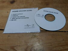 OCEAN COLOUR SCENE SAMPLER !!!!!!!!!!!!! - RARE PROMO CD!!!!!!!!!!!