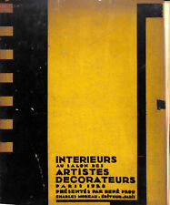 'Interieurs au Salon des Artistes Decorateurs'