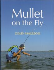 MACLEOD COLIN FLYFISHING SEA ANGLING BOOK MULLET ON THE FLY hardback NEW