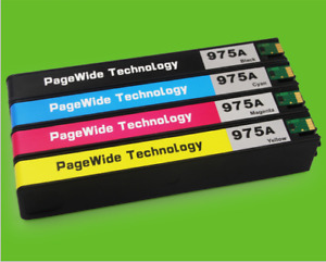 for HP 975A High quality  Ink Cartridges for HP PageWide 352 377 477 452 552