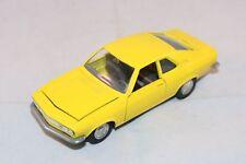 Pilen 345 Opel Manta yellow 1:43 in very near mint all original condition