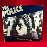 "THE POLICE Regatta De Blanc 1979 USA 10"" Vinyl LP + POSTER EXCELLENT CONDITION"