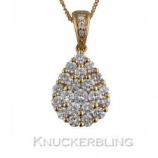 "Natural Rose Gold 16 - 17.99"" Fine Necklaces & Pendants"